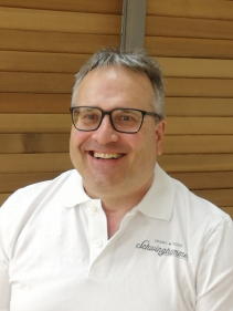 Schriftführer Martin Kubanke